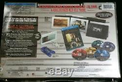 Blade Runner Ultimate Collectors Edition Briefcase Limited Blu-Ray Sealed Mint