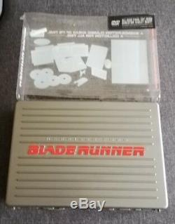 Blade Runner Ultimate Collectors Edition (DVD, 2007, 5-Disc Set)