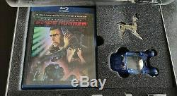 Blade Runner Ultimate Edition 5 Disc Blu Ray Final Cut Numbered Briefcase 090533