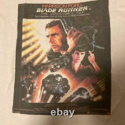 Blade Runner Vintage A T-Shirt Movie T Size L