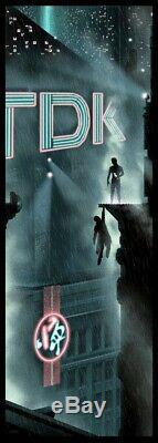 Blade Runner by JC Richard SIGNED AP Poster Print Art MINT Movie Mondo