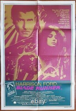 Blade Runner original Australian one sheet movie poster