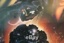 Blade Runner original release US onesheet movie poster