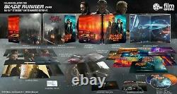Bladerunner 2049 Filmarena E4 Maniacs Box Bluray Steelbook Boxset Fac # 101