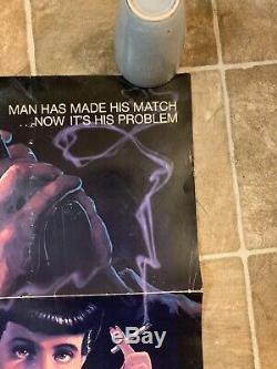 Bladerunner One Sheet Movie Poster