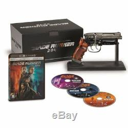 Blu-ray Blade Runner 2049 Edition Limitee Blu Ray 4K + Blu Ray + Gun + Bonus