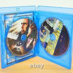 Blu-ray Blade Runner 30th Anniversary Collector's Box Limited Edition Syd Mead