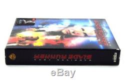 Brade Runner 4k Ultra Hd+bd Steelbook Lenticular Full Slip Hdzeta