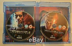 Captain Marvel 3D+Termintor 2+Blade Runner 2049+Assassin Creed 3D+BR+Slip Cover
