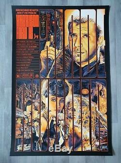Christopher Cox BLADE RUNNER Poster Movie VARIANT Print Mondo RARE x/57 SOLD OUT
