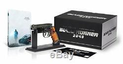 Coffret 4k + Blu Ray 3d + Blaster Blade Runner 2049