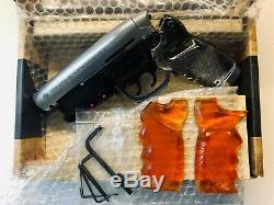 Custom Tomenosuke Blade Runner 2049 PKD Blaster Movie Prop Version W Clear Grips