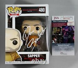 Dave Bautista Signed Sapper Blade Runner 2049 Funko Pop Figure Gotg +jsa Coa