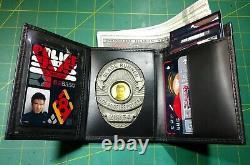 Deckard Wallet Blade Runner 2049 Original Design Version