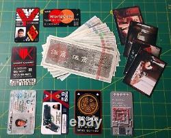 Deckard Wallet Card & Cash Set Blade Runner 2019 2049