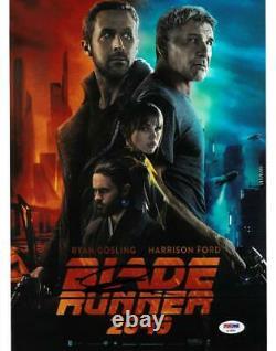 Denis Villenueve Signed Blade Runner 2049 Auto 11x14 Photo PSA/DNA #AF49091