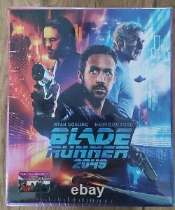 Filmarena Blade Runner 2049 (Edition 4 Maniac Box) Steelbook Blu-Ray NEW! READ