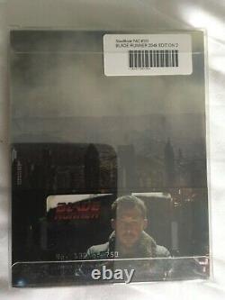 Filmarena Blade Runner 2049 lenticular blu ray steelbook new and sealed