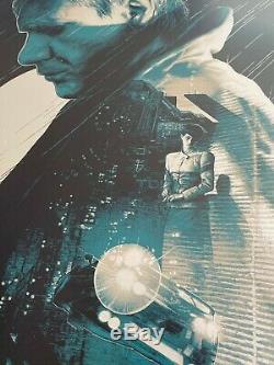 Grzegorz Domaradzki Gabz Blade Runner Foil Variant Poster RARE 94 of 150