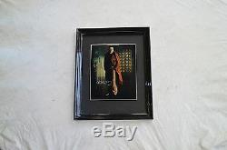 HARRISON FORD AUTOGRAPHED BLADE RUNNER 8x10 photo in 11X14 Frame SIGNED COA