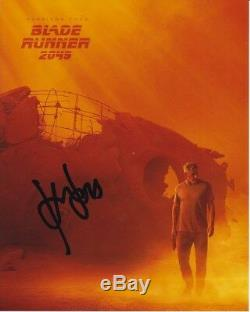 HARRISON FORD signed autographed BLADE RUNNER 2049 RICK DECKARD photo
