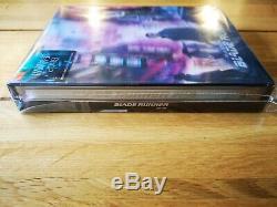 HDZeta Blade Runner 2049 4KUHD Lenti Blu Ray Steelbook New Sealed, 074/300 RARE
