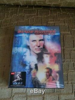 HDZeta Blade Runner exclusive Blu-Ray 4K UHD steelbook sealed new