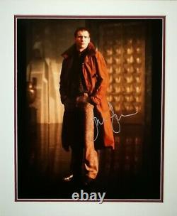 Harrison Ford Signed' Blade Runner 2049', Colour 10 X 8, Nice Piece, Coa