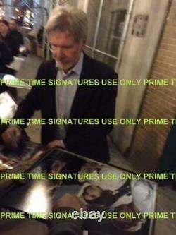 Harrison Ford Signed Blade Runner 2049 Deckard Authentic Autograph Beckett Loa