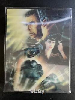 Hdzeta Blade Runner EXKLUSIVE BLU-RAY 4k UHD Steelbook sealed NEU