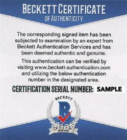 Hot Sexy Ana De Armas Signed 11x14 Photo Autograph Exact Proof Beckett B