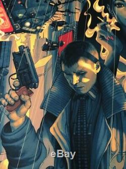 James Jean Blade Runner Regular Poster Sold Out Edition of 40