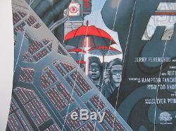 James Jean Blade Runner Variant Movie Poster Print Rare Mondo Style Commission