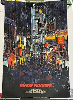 Kilian Eng Blade Runner Movie Print 24x36 Private Commission