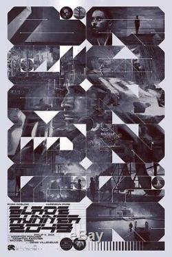 Krzysztof Domaradzki Krabz Blade Runner Bladerunner 2049 Movie Poster Art Print