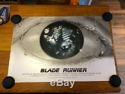 Moments Lost in Time (Blade Runner) Screen print by Greg Ruth Regular 13 of 110