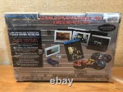 NEW Blade Runner Final Cut Limited Edition Briefcase Set Blu-ray -Box Damage