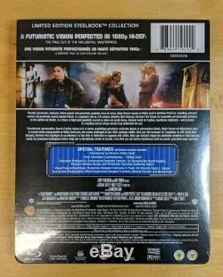 NEW Blade Runner The Final Cut Blu-ray Future Shop Canada Exclusive Steelbook