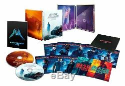NEW Steel book specification Blade Runner 2049 Geo Limited production Blu-ray
