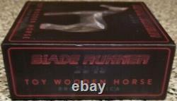Neca, Blade Runner 2049 Wooden Toy Horse Replica, Nycc 2017 Movie Prop (new)