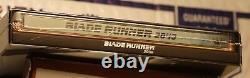 New Blade Runner 2049 4k Ultra Hd+blu-ray Lenti Slip Steelbook! Hdzeta+300! Rare