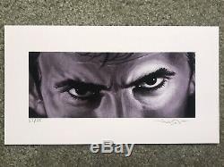 Norman Bates Psycho Jason Edmiston Print Movie Poster Mondo Eyes Without A Face
