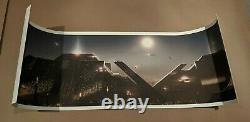 Pablo Olivera The Pyramid Poster Blade Runner 36x12 regular (Not Mondo) x/250