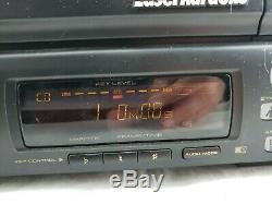Pioneer CLD-V820 Karaoke LD/CD Multi Laser Disc Player with 5 movies bladerunner
