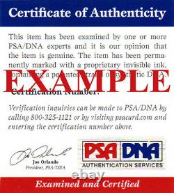 RIDLEY SCOTT SIGNED AUTOGRAPHED 8x10 PHOTO ALIEN BLADE RUNNER DIRECTOR PSA/DNA