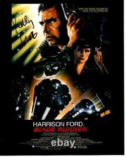 RIDLEY SCOTT signed autographed BLADE RUNNER photo