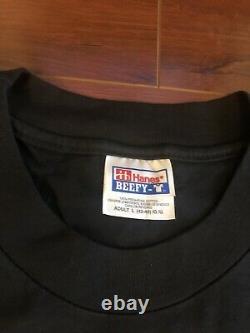Rare Vintage Blade Runner Movie T Shirt Size L