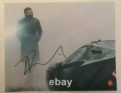 Ryan Gosling Blade Runner 2049 Hand Signed Autographed 8x10 Photo withHolo COA