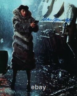 SEAN YOUNG Signed Autographed BLADE RUNNER RACHAEL Photo