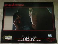 Sean Young Blade Runner Genuine Hand Signed Ltd Ed Numbered 11x14 Photo